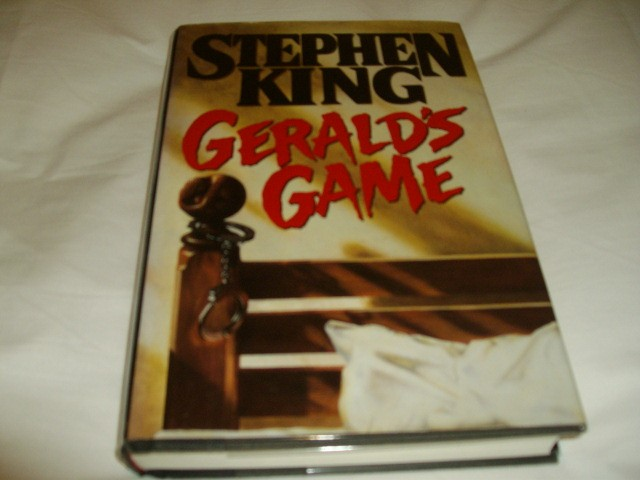 Gerald's Game, King, Stephen